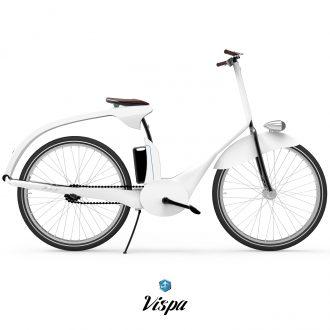 Piaggio Vispa, la Vespa a pedali