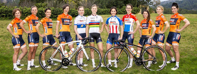 Santini e Team Boels-Dolmans pedaleranno insieme nel 2017 2
