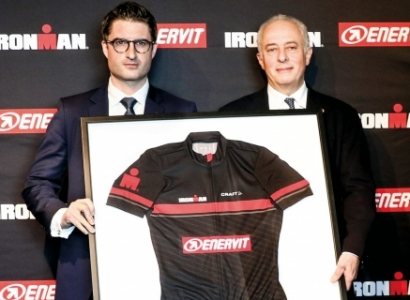 Ironman annuncia la partnership con Enervit 8