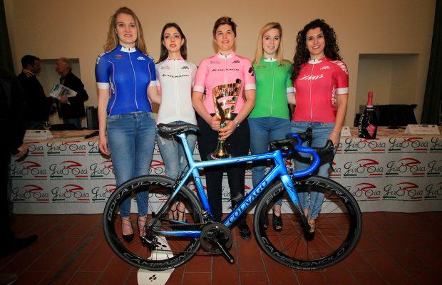Maglie GSG per il Giro Rosa 2018