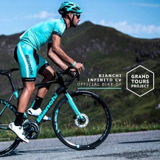 Nuova Partnership tra Bianchi e Grand Tours Project