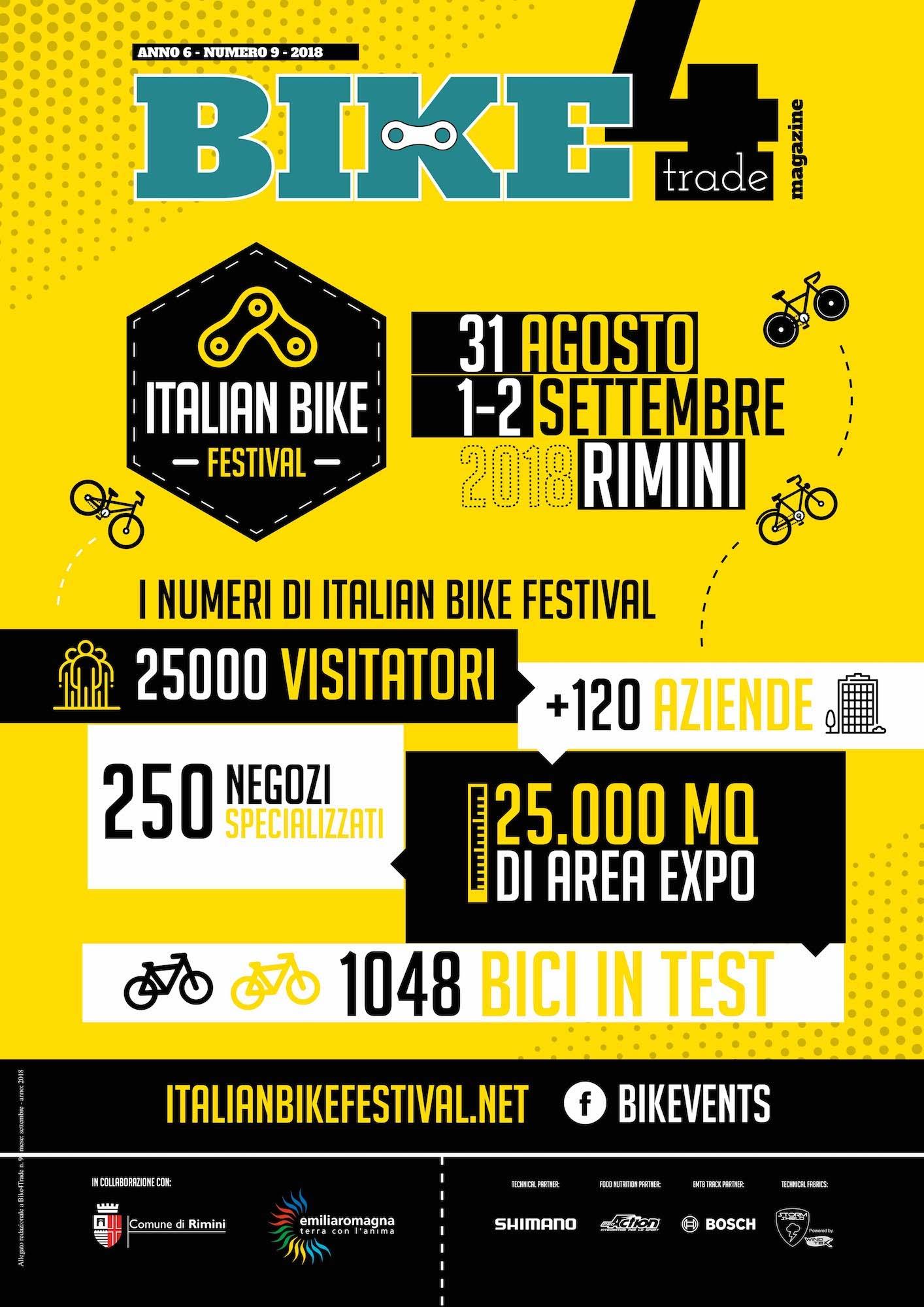 Italian Bike Festival – Speciale