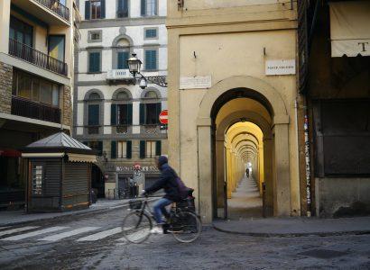 mobilità in bici