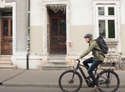 Scott city bike