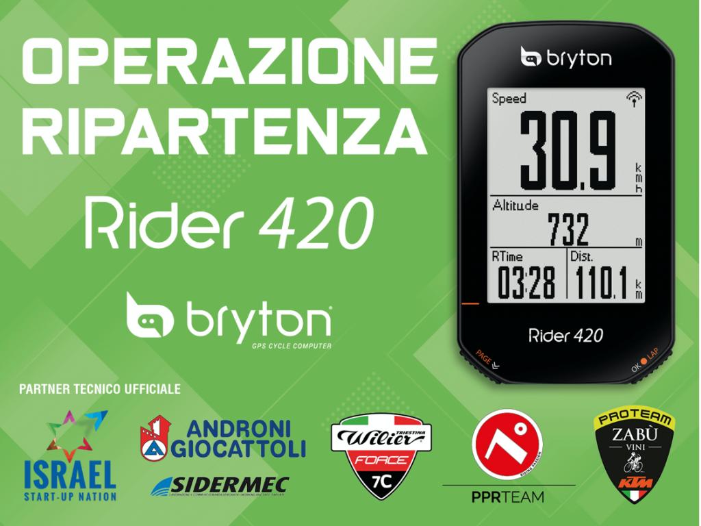 Briton Rider 420T