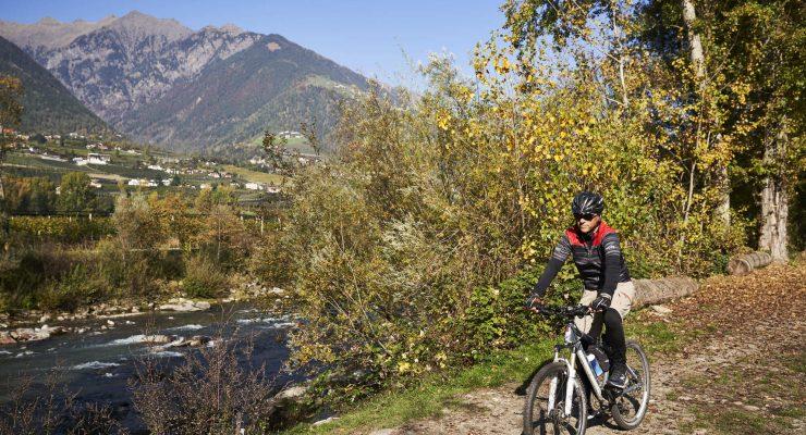 Merano in bici