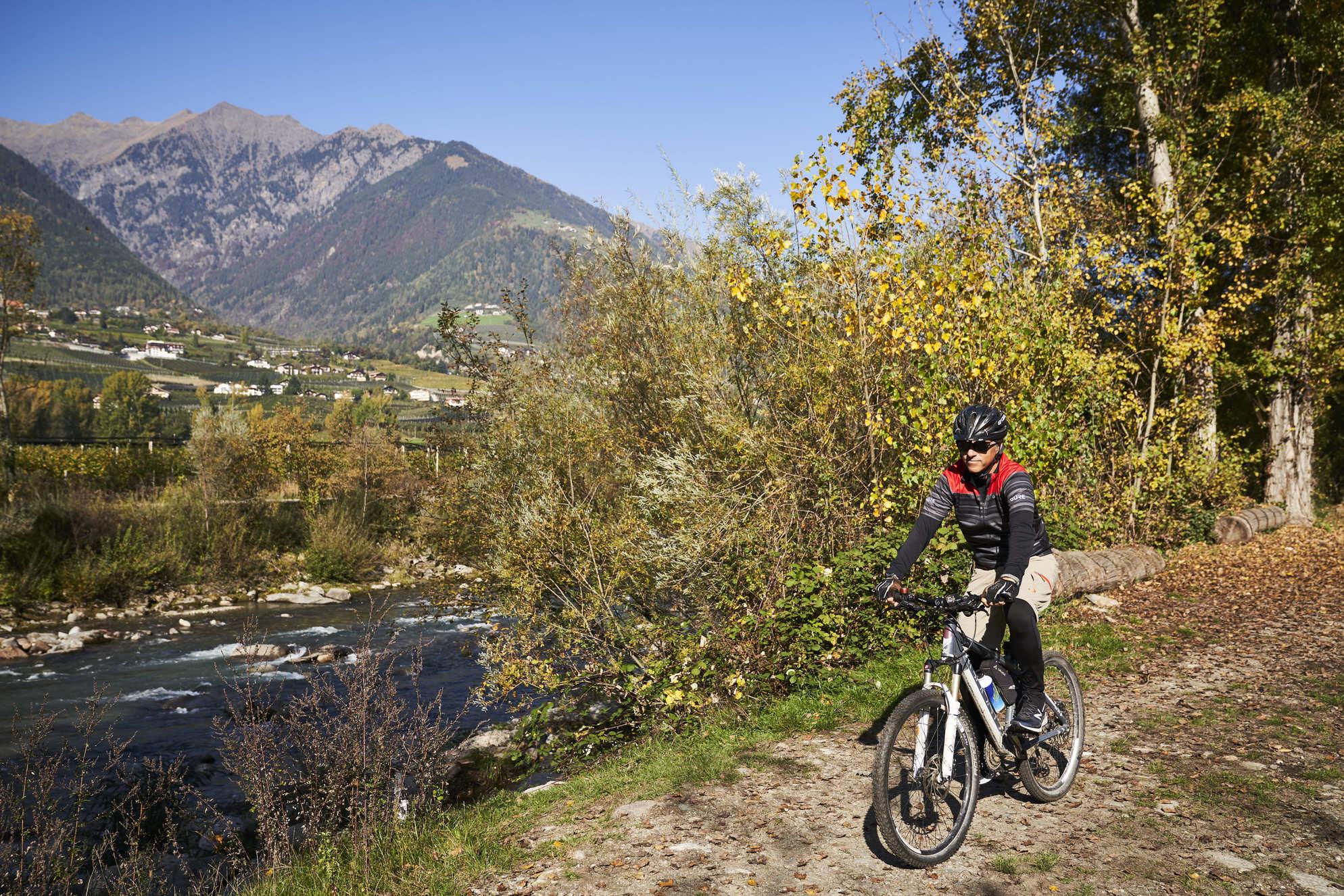 Turismo e bici: Merano è pronta alla nuova stagione ...
